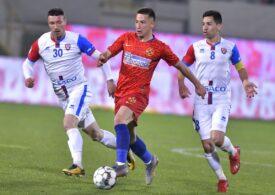 Liga 1: FCSB se întoarce cu trei puncte de la Botoșani
