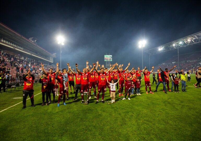 CFR Cluj negociază un transfer spectaculos
