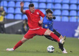 Viitorul câștigă un meci cu cinci goluri și merge în finala barajului pentru Conference League