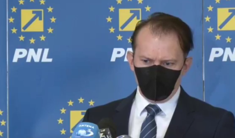 Ciucu: Florin Cîțu mi-a cerut direct susținerea politică, Orban prin Violeta Alexandru