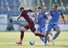 Liga 1: CFR Cluj câștigă la Clinceni