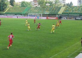 Rezultatele înregistrate în primele meciuri din barajul pentru promovarea/menținerea în Liga 1