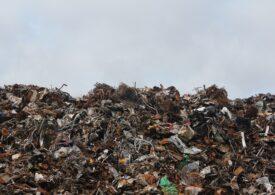 Groapa de gunoi de la Chiajna nu va mai funcţiona de marţi
