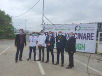 Un nou centru de vaccinare drive thru se deschide în București