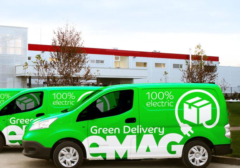 eMAG a neutralizat amprenta de carbon generată de operațiunile sale