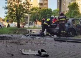 Ancheta în cazul omului de afaceri arădean care a murit după ce i-a explodat mașina a fost preluată de Parchetul General