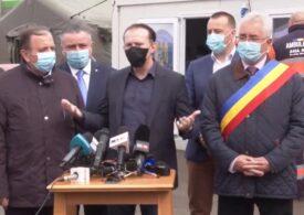 """Cîțu spune că a relaxat restricțiile Covid """"pentru a arăta românilor că merită să te vaccinezi"""", dar amenință cu """"frâna de mână"""", dacă scade rata imunizării (Video)"""