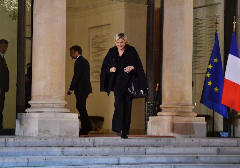 Principalul contracandidat al lui Macron la președinția Franței apără Rusia în fața UE
