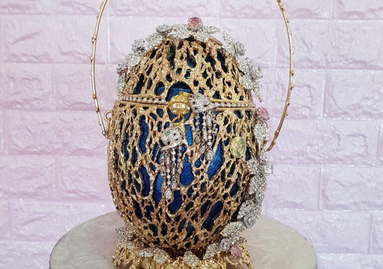 Ce au de-a face ouăle Fabergé cu Paștele ortodox? O poveste cu ruși