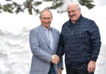 Lukașenko a
