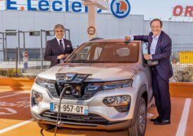 """Renault și-a propus să fie cel mai """"verde"""" brand din Europa: 9 din 10 mașini vor fi electrice, din 2030"""