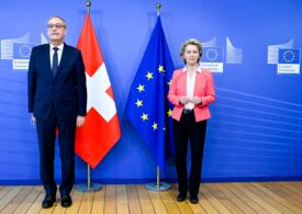 Elveția renunță la acordul cu UE, după 7 ani de negocieri ratate