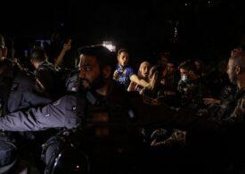 Violențe la Ierusalim: peste 160 de persoane au fost rănite în ciocniri dintre poliția israeliană și palestinieni VIDEO