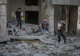 Comandanții Hamas în Fâşia Gaza au fost decimați de atacurile aviației din Israel