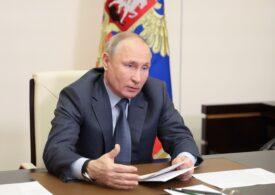 Putin le-a scris nemților despre restabilirea unei alianţe a Rusiei cu Europa, trecând peste greșelile trecutului