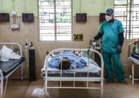 """Ce este """"ciuperca neagră"""" care îi afectează pe pacienții cu Covid-19 din India"""