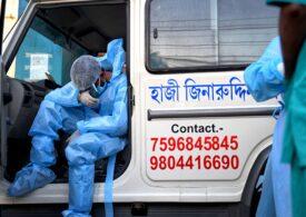 India a început distribuția unui medicament experimental anti-Covid, după săptămâni întregi fără oxigen în spitale