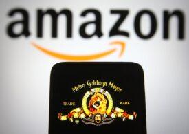 Amazon cumpără un secol de istorie cinematografică americană cu 8,45 miliarde de dolari