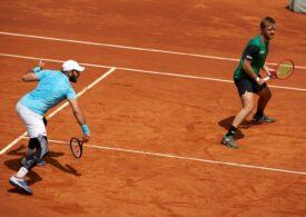 Tecău, eliminat dramatic în sferturi la Roland Garros