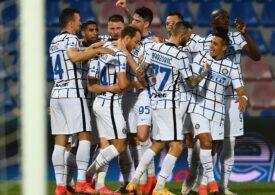 Inter a câștigat titlul în Italia