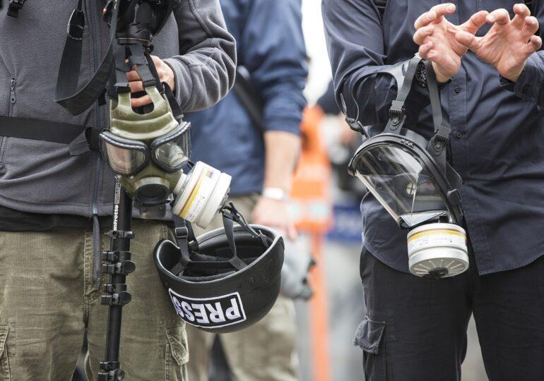 """Jurnaliștii pentru care meseria poate însemna închisoare sau chiar moartea: """"Nu ne putem opri, este foarte important pentru oameni"""""""