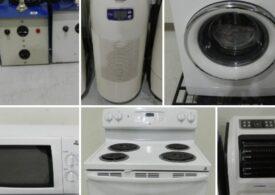 Ambasada SUA la București vinde la licitație autoturisme, mașini de spălat și cuptoare cu microunde
