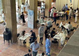 În nici 3 ore, 1.500 de persoane au fost imunizate la Maratonul Vaccinării din Capitală