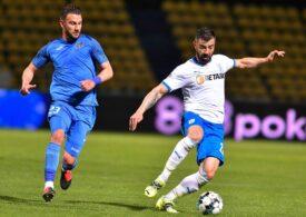 Liga 1: Universitatea Craiova pierde neașteptat cu Academica Clinceni