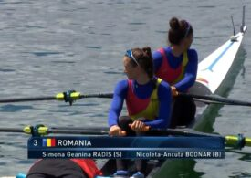 România a câştigat o medalie de aur, una de argint şi patru de bronz la Cupa Mondială de canotaj