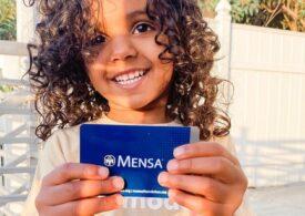 O fetiță de 2 ani e cel mai tânăr membru Mensa