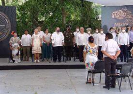 Guvernul mexican a prezentat scuze mayaşilor, într-o ceremonie de importanţă istorică