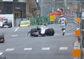 Formula 1: Fiul lui Michael Schumacher și-a distrus monopostul la Monaco