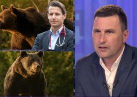 Ministrul Mediului anunță că a schimbat legea după uciderea ursului Arthur. Animalele vor fi împușcate mai repede, dar nu de străini