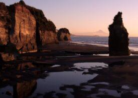 Continentul secret Zealandia a dat naştere unei noi zone de subducţie