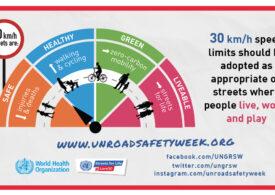 Săptămâna siguranței pe șosele: Campania care cere limitarea vitezei în orașe la 30 km/h prinde contur (Galerie foto)