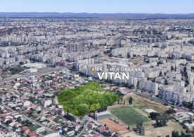 Consiliul a votat: Nicușor Dan poate face parc pe un teren pe care Robert Negoiță voia să ridice blocuri cu 11 etaje