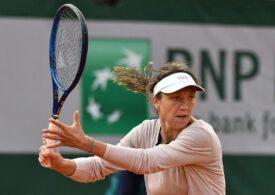 Turneul de la Roma: Patricia Țig, calificare dramatică. Irina Begu, eliminată