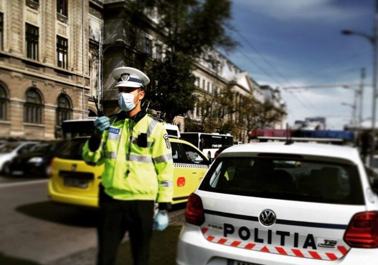 """Zeci de polițiști sunt plantați prin intersecții ca să fluidizeze traficul în București, special pentru demnitari - <span style=""""color:#ff0000;font-size:100%;"""">Interviu </span> cu liderul sindicatului Europol"""