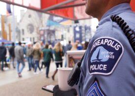 Incident armat în SUA: Doi bărbați au fost împușcați mortal și alte opt persoane au fost rănite, în Minneapolis