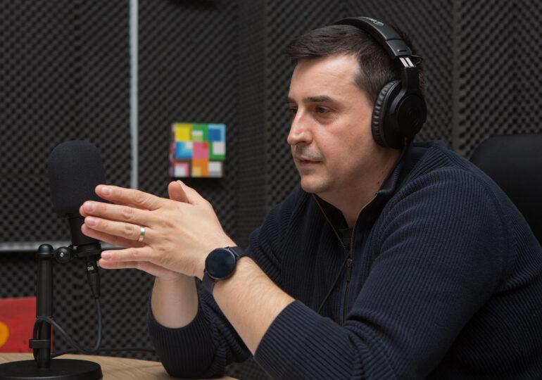 Cristian Mustață, BCR, la Digital Shift: Nu vei mai merge la bancă să iei un credit, ci îi vei spune lui George unde vrei să mergi în vacanță și el va face ca asta să se întâmple
