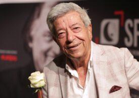 Actorul Ion Dichiseanu a fost înmormântat cu onoruri militare