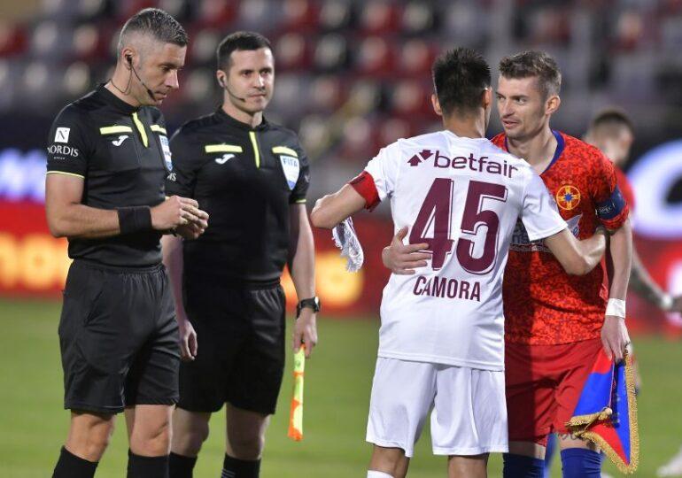 """Ion Crăciunescu a răbufnit după arbitrajul de la meciul FCSB - CFR Cluj: """"E inacceptabil"""""""