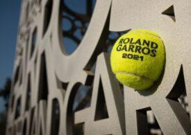 Programul zilei de luni de la Roland Garros: Trei tenismene române vor juca în a doua zi de concurs la Paris