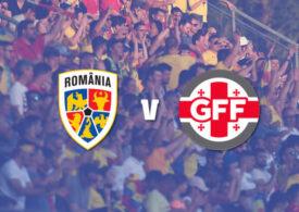 Fanii revin alături de națională: FRF a pus în vânzare biletele pentru meciul România - Georgia