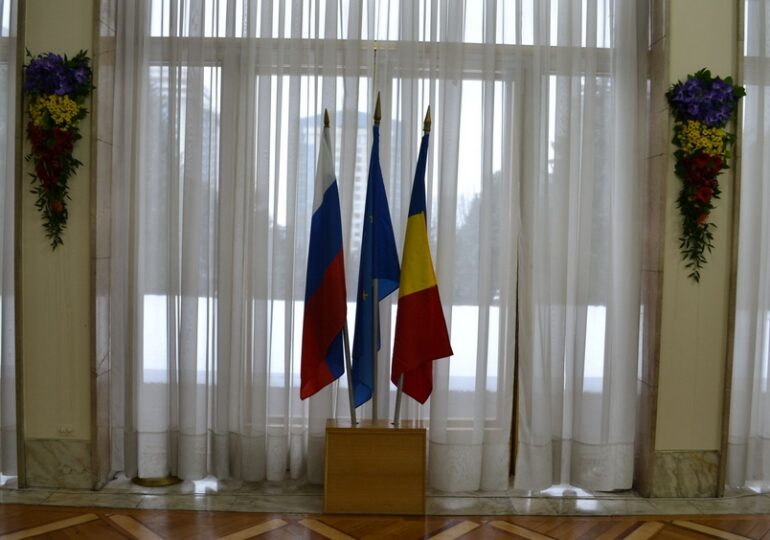 "Rusia a declarat persona non grata un diplomat român. <span style=""color:#ff0000;font-size:100%;"">UPDATE</span>Aurescu: Nu este nimic special"