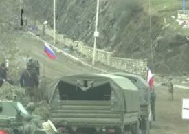 """Rusia îşi consolidează prezenţa militară în Armenia. Susține că e o """"garanție suplimentară de securitate"""""""