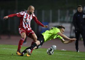 Liga 1: CFR Cluj pierde cu Sepsi