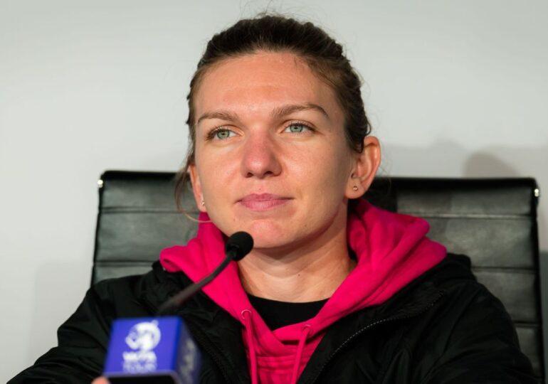 Simona Halep știe de ce a pierdut meciul cu Elise Mertens