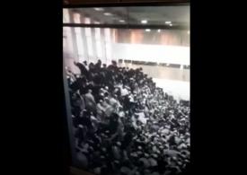 Strana unei sinagogi israeliene s-a prăbușit: Doi credincioși au murit, zeci au fost răniți (Video)