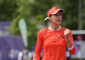 Sorana Cîrstea o elimină pe Johanna Konta de la Roland Garros
